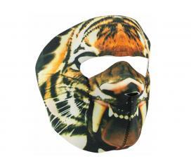 Masque néopréne intégral Camo Tiger