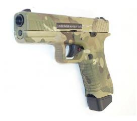 S17 ACP 601 Multi Cam Metal Slide Blowback CO2