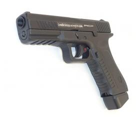 S17 ACP 601 KP Noir Metal Slide Blowback CO2