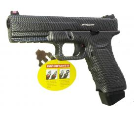 S17 ACP 601 Atacs AU Metal Slide Blowback CO2