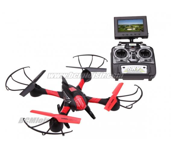 Drone Sky Hawkeye FPV 5,8 GHZ Camera avec Ecran