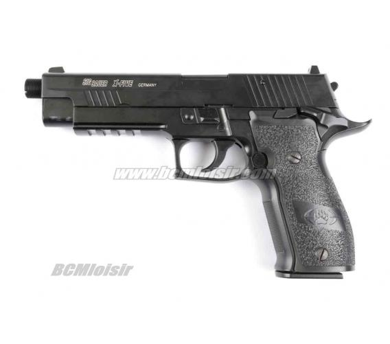 Blackwater X Five Sig Sauer Full Metal Blowback