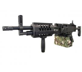 Light Machine Gun Classic Army Full Metal Amobox
