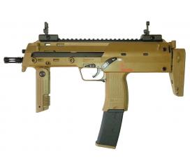 MP7 A1 Heckler & Koch GAZ Blowback Tan Full Metal