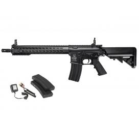 Colt M4 A1 Keymod Long Version 14.5'' full Metal Pack Complet