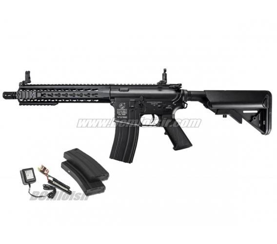 Colt M4 A1 Keymod Long Version 10,3'' full Metal Pack Complet