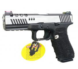 S17 ACP Dragonfly Dual Power Metal Slide Blowback GAZ