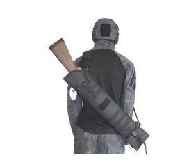 Carquois Holster Tactical Fusil à pompe Breacher's Shotgun Noir
