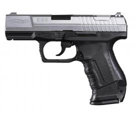 P99 Walther Silver Black avec Chargeur Supplementaire Spring 0,5 J