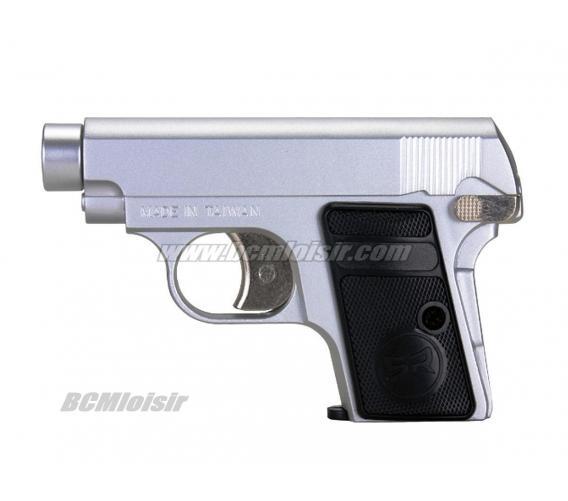 GH 25 Silver Humiliator Gaz Culasse Fixe SRC