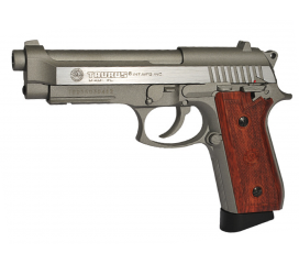 Taurus PT92 Inox Full Metal CO2 Blowback Semi et Full Auto