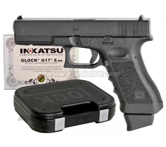 Glock 17 Full Metal CO2 Blowback Inokatsu Limited Edition