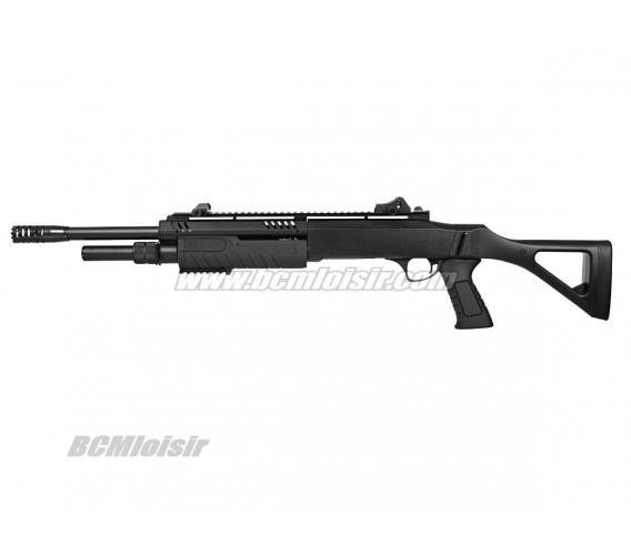 Fusil à Pompe 3 Shots Fabarm STF/12-18 Spring 0,8 J