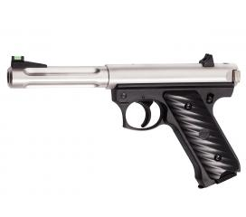 Pistolet MK II Bicolore KJWorks Metal Slide GNB CO2 1,6 J