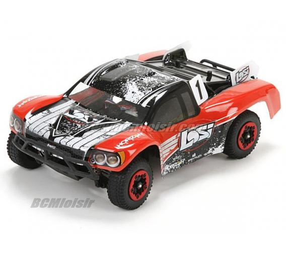 Short Course Micro SCTE Losi 4X4 Brushless1/24 RTR
