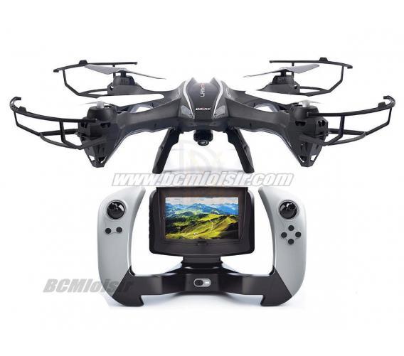 Drone Lark FPV 2,4 Ghz Camera avec Ecran RTF