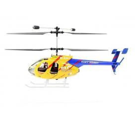 Helicoptere E500 Birotor 510 mm 2,4 Ghz 4 Voies RTF