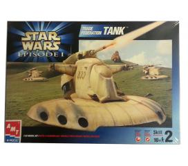Trade Federation Tank Star Wars Limited Edition Amt Ertl