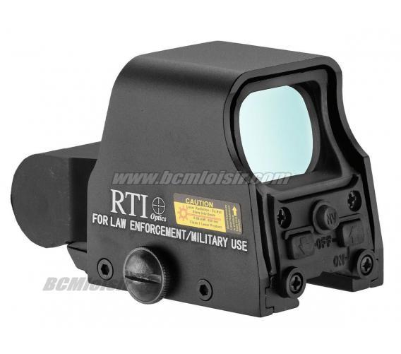 Point Rouge et Vert Holosight Type 553 RTI Full Metal