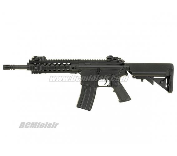M4 Saber Combat Machine RIS AEG Pack Complet