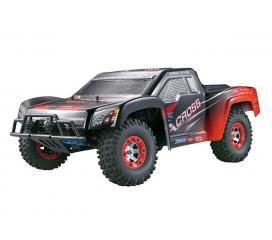 Short Course Bullit Cross 4X4 brushed RTR 1/12