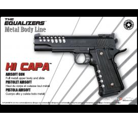 Hi Capa Combat Master Full Metal Plan Beta Spring