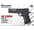 Hi Capa Combat Master Full Metal Plan Beta Spring