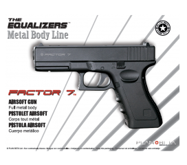 G17 Factor 7 Full Metal Plan Beta Spring