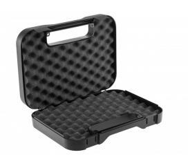 Mallette Luxe Noire ABS Interieur Mousse 35 X 25 X 7 cm