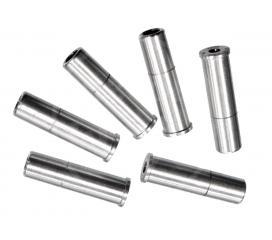 Pack 6 Douilles Trois Billes Alu CNC 6mm Revolver