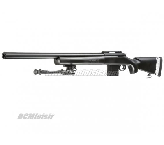 Sniper M24 SAS 04 Spring Swiss Arms avec Bipied 1,9 J