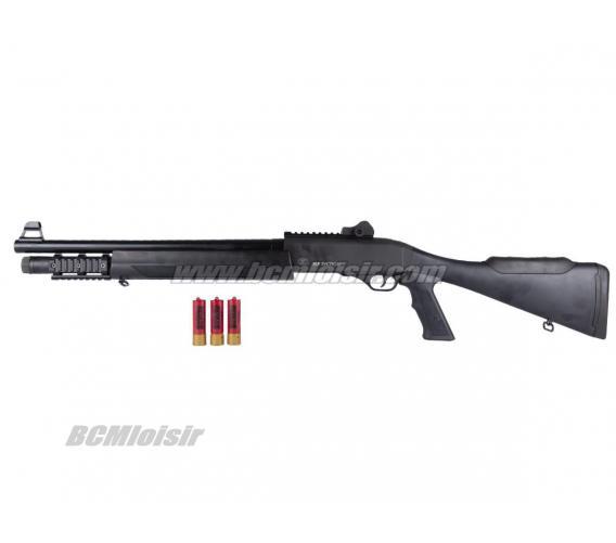 Fusil à Pompe FN SPL Police CO2 Semi Auto One Shot / Trishot