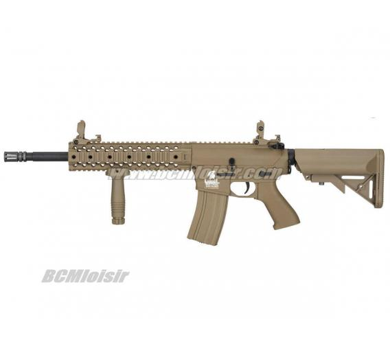 M4 RIS LT12 Gen 2 Tan Lancer Tactical AEG Pack Complet