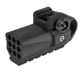 Lance Grenade Micro 40 coups Full Metal à Gaz 9 cm HFC