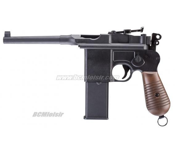 C96 Mauser Legend Metal Slide Blowback CO2 by Umarex