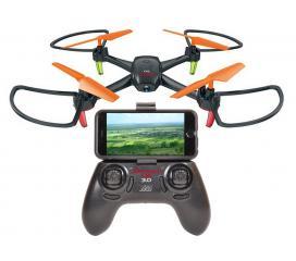 Quadrocoptère Spyrit LR 3.0 FPV Caméra HD RTF