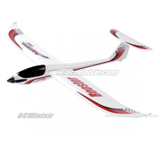 Motoplaneur Booster 140 cm Brushless 2,4 Ghz RTF