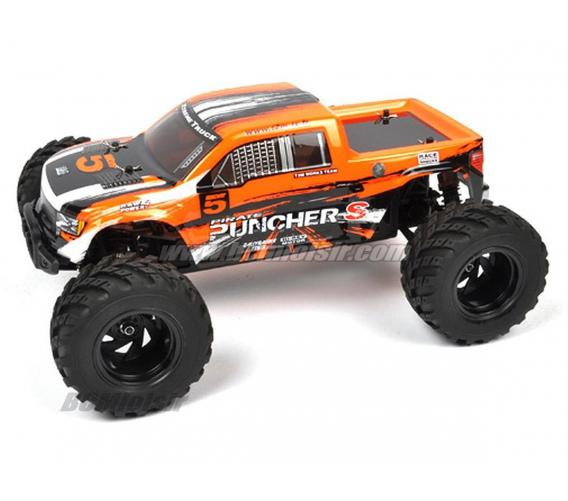 Pirate Punsher S Brushed 4X2 1/12 RTR