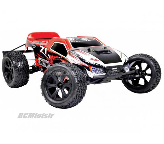 Pirate Puncher II Brushed 4X4 1/10 RTR