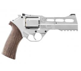 Revolver Rhino 50 DS Silver Chiappa CO2 GNB 6 mm 0,95 J