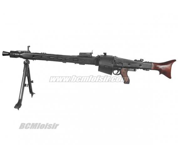 MG42 WWII German Machine Gun Full Metal et Bois AEG