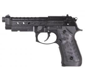 Beretta M92 Hex Cut WE Full Metal Blowback