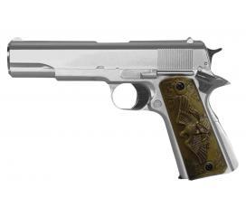 Replique Colt 1911 Silver Eagle GNB Gaz 1 Joule
