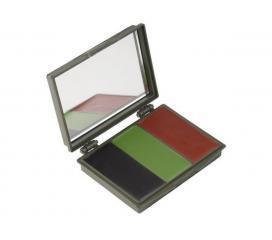 Palette Camouflage 3 Couleurs avec Miroir
