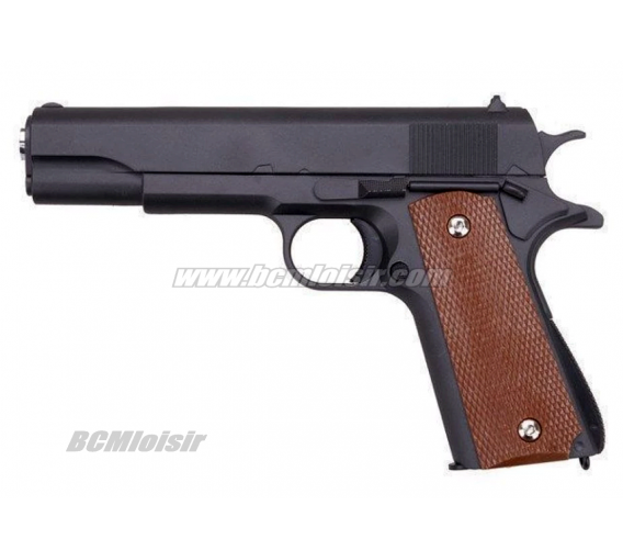 Colt 1911 Galaxy G13 Spring Full Metal 0,5 J