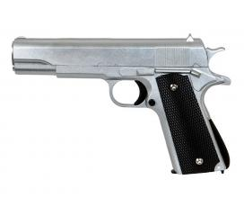 Colt 1911 Galaxy G13S Silver Spring Full Metal 0,5 J