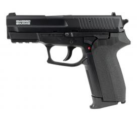 SIG SAUER SP2022 MLE Police CO2 Culasse Metal