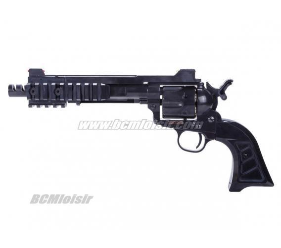 Revolver Pacificateur Devil SAA 45 GNB 6 mm 0,98 J