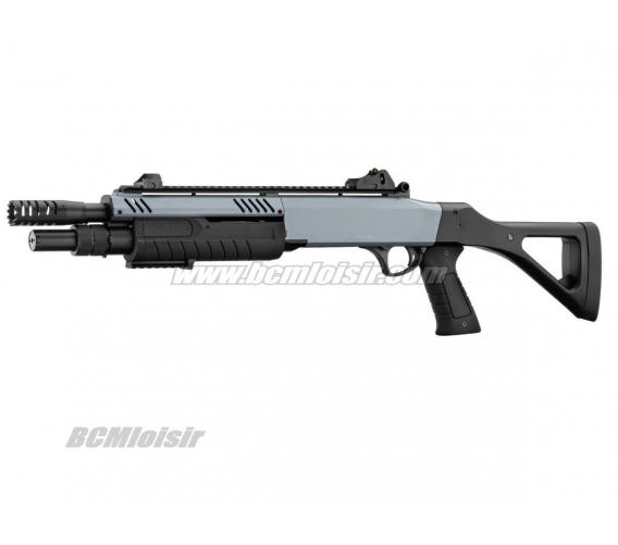 Fusil à Pompe 3 Shots Fabarm STF/12-11 Urban Grey 0,8 J