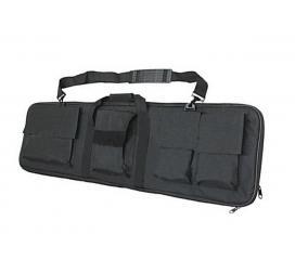 Housse de Transport Noire avec Poches 100 cm